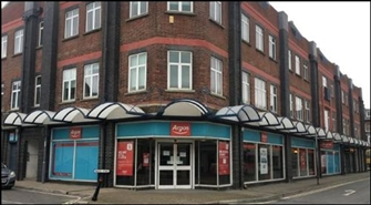 3,510 SF High Street Shop for Rent  |  42 Trinity, Dorchester, DT1 1TT