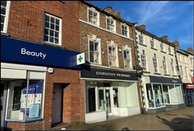 1,900 SF High Street Shop for Rent  |  205 High, Northallerton, DL7 8LW