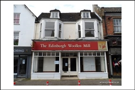 1,308 SF High Street Shop for Rent  |  12 High Street, Wimborne, BH21 1HU
