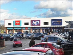 5,596 SF Shopping Centre Unit for Rent  |  The Market Shopping Centre, Crewe, CW1 2NG