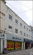 3,166 SF High Street Shop for Rent  |  24 - 26 Fore Street, St Austell, PL25 5EP