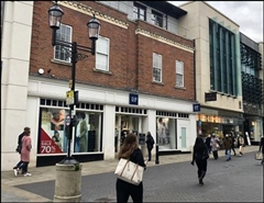 3,427 SF High Street Shop for Rent  |  119/120 Peascod Street, Windsor, SL4 1DW