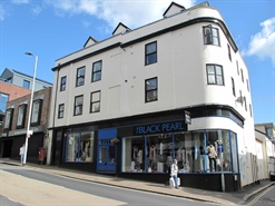 845 SF High Street Shop for Rent  |  111-113 Fore Street, Exeter, EX4 3JF